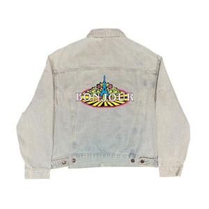 Mens Jacken Mode Männer Frauen Denim Jacke Casual Hip Hop Stylist Jacke Herren Kleidung Größe XS-L