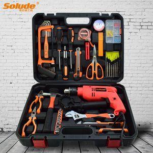 Professional Storage Tool Box Bag Set Organizer Instrument Tool Box Organizer Skrzynka Narzedziowa BA6