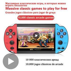 Retro Video Game Console Player Handheld Gaming Portable Portatil Mini Arcade Videogames Electronic Machine Retrogame Play Vidio