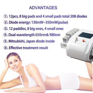 Factory price diode laser body sculpting machine laser lipo weight loss body contoring machine CE approved