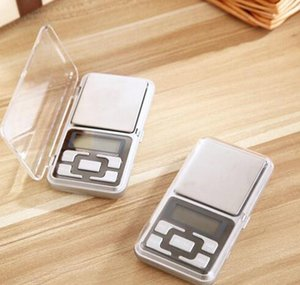 Mini Electronic Digital Scale Jewelry Weigh Scale Balance Pocket Gram Lcd Display Scale With Retail Box 5 jllGeZ yummy_shop