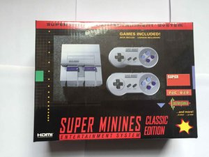 HD Video Game Console Can Store 600 Games SNES SUPER MININES CLASSIC EDITION GAMES INCLUDED Handheld Portable Game Player Game Box