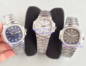 Luxury Diamond Bezel Women's Automatic Cal.324 SC Watch Ladies PF Factory 7118 Miyota Date Watches Sapphire Eta Sport Wristwatches
