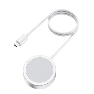 Wireless Charger Magnetic Charger for Phone 12 mini Pro Max Latest New QI Wireless Charger 15W Fast Charge DHL Free