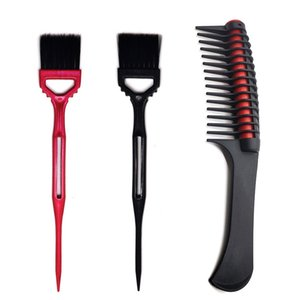 In the New Year of 2021, there are two best-selling styles in the world: roller comb + Oyster brush hair color comb 2 MATS