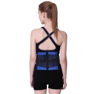 TJ-TingJun Waistband Waist Protection Sweat Belt Slimming Women  Men Waist Back Support Fitness Trimmer Made of Neoprene