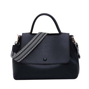 Designer-2020 Totes Bags Women Large Capacity Handbags Women PU Shoulder Messenger Bag Female Retro Daily Totes Lady Elegant Handbags