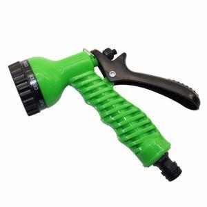 7 styles High pressure water gun Garden spray irrigation watering spray gun Car wash tools fogging nozzles T200530
