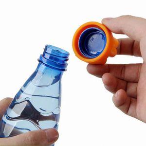 إبداعية سيليكون زجاجة فتاحة زجاجات المياه المعدنية فتح أدوات الأدوات المنزلية