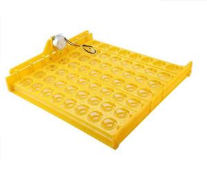 110V Automatischer Eier Turner 56 Eier Inkubatoren Tablett Wachtel Hühneranwendung: Hühner, Enten und Tauben und andere Vögel Wachtel.