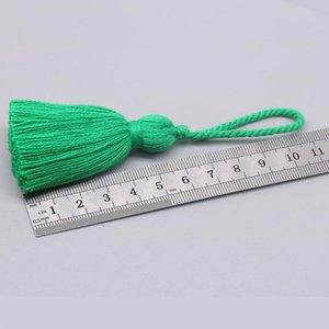 5 stücke Mini Kurzer Hang Seil Quasten Schmuck Home Textil Vorhang Kleidung Anhänger Handwerk Quassel DIY Kleidung Dekoration Material H Jllrji
