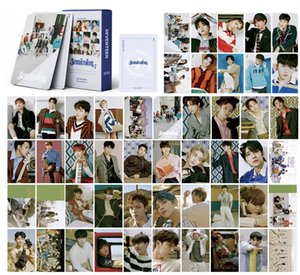 10boxes lot free shipping seventeen lomo card 54pcs box