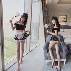 Nouveau Costumes Sexy Costumes Uniformes Cosplay Japonais Sexy Lingerie Erotic Play Nw8d