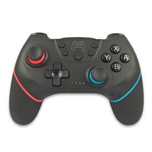 Controladores de jogos Joysticks Wireless Pro Controller Gamepad Joypad Remote para Comutador Consola Preto