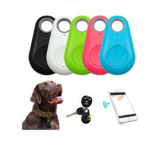 Pet Smart GPS Tracker Mini Anti-Lost Waterproof Bluetooth Locator Tracer For Pet Dog Cat Kids Car Wallet Key Collar Accessories YHM805
