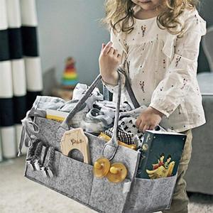 Baby Diaper Caddy Wipes Toy Storage Bag Nursery Bin Infant Nappy Hanging Car Closet Organizer Storage Basket Travel Household