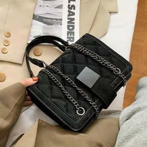 2020 Fashion Shoulder Bag Women Travel Bags Leather Pu Quilted Bag Female Luxury Handbags Women Bags Designer Sac A Main Femme