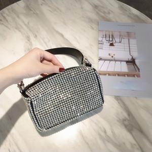 Women Bag 2019 Diamonds Designer Bag High Quality PU Crossbody Fashion mini shoulder Bags Ladies purses and handbags New Style C0121