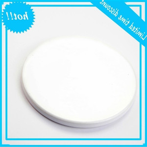 Sublimation Blank High Quality White Ceramic Heat Transfer Printing Custom Coaster Thermal Coasters A02