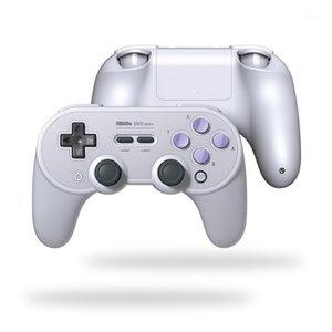 Game Controller Joysticks 8Bitdo SN30 Pro + BT Gamepad SN Edizione Controller cordless per interruttore 6 Axis Motion Sensor Windows OS Gamepads1