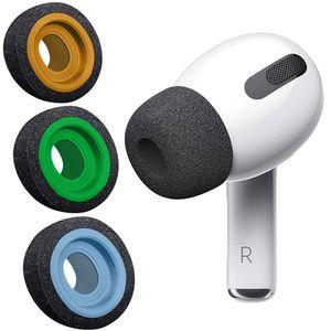 misodiko Memory Foam Earbuds Ear Tips for Apple AirPods Pro  Air Pods 3rd Gen Wireless Earphones, Replacement Headphones Eartips