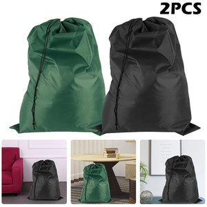 2pcs set Foldable Laundry bag for Dirty Clothes Toys bag Organizer kids Home Storage washing Organization Packing Drawstring Z1202