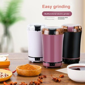 400W 220V Electric Coffee Bean Grinder Herbs Spices Nuts Grinding Machine Electric Flour Mill Home Kitchen Accessories