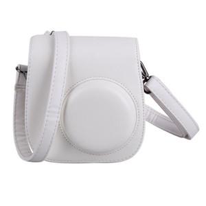 onsumer Eletrônica 1PC Leather Camera Strap Bag Case Cover Pouch Protector Alça Para Polaroid Photo Camera Para Fuji Fujifilm In ...