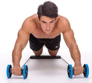 Обновленные многофункциональные AB Slimmer BridgeStroke Bridgren Trainser Trainer Tracker Fitness Roller AB