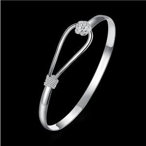 bracelet 925 sterling silver bracelet for women wholesale valentine star ps1445