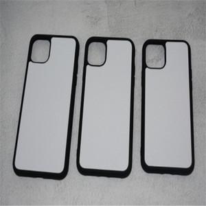 2D Sublimation Hartkunststoff DIY Designer Telefon Fall PC Sublimating Leere Rückseite Für iPhone 12 11 xs Max Samsung Note20 A21 Izeso
