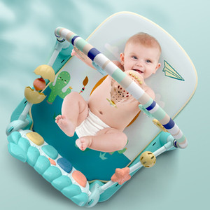Foot piano newborn baby toy fitness rack 0-1 year old baby 3-6-12 months old