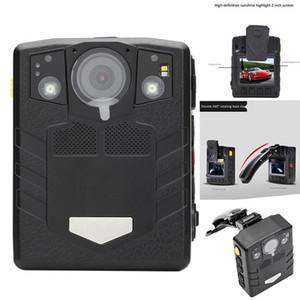 Fotocamera indossata HD Night Vision 1296P Camicia DVR impermeabile Videocamere di sicurezza portatile impermeabile