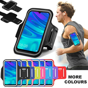 Sports Arm Band Mobile Phone Bag GYM Running Armband Case Cover For iPhone 12 11 Pro XS Max XR 6S Plus 7 8