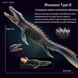 2021 мультфильм модель динозавров модельный меловый морской плотоядный динозавр моделирование модели мальчик игрушка