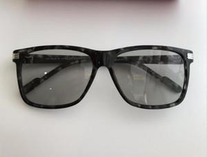 새로운 최고 품질 0160 망 선글라스 남성 태양 안경 여성 선글라스 패션 스타일은 눈을 가진 눈을 보호합니다.