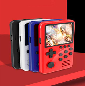M3S Mini Handheld Game Console Players 16 bit Retro Game Consoles Console With 4G Games Card Gaming have 1500 games