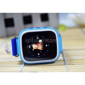 Tracker Watch For Gps Kids Safe Gps Watch Q80 Q60 Smart Wristwatch Sos Call Finder Locator Tracker Monitor Gsm 1.44 Screen