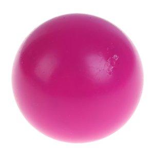Toplar Tavan Dekompresyon üzerinde Atmak Bal Squash Topu Güney Oyuncaklar Yapışkan Hedef Çocuk YM33