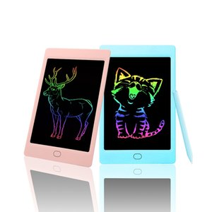Colorful Business 10 Inch LCD Writing Tablet,8.5 inch Digital Doodle Board, Electronic Creative Drawing eWriter Pad at Home School Office