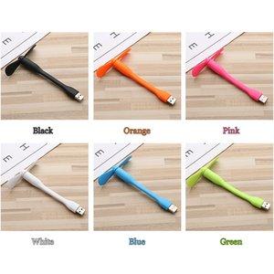 Bequemer tragbarer Mini-Telefon-Fan-Kühlkühler-Luft-Micro-USB-Hand gehalten Windblatt für Android-Handy-PC-Typ C
