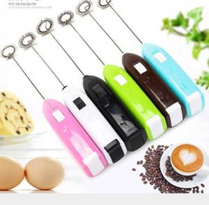 304 Stainless Steel New Egg Beater Hand-held Electric Milk Frother Sheep's Milk Coffee Mixer Blender Milk Bubbler Kitchen Tools HA1500