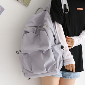 Big Capacity Solid Color Oxford Unisex Backpacks Original Fashion College School Student Laptop Book Bags Travel Outdoor