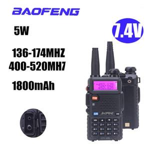 Walkie Talkie Baofeng UV-5R 8W Portable CB Ham Radio Amateur 10KM UHF VHF Scanner FM Transceiver UV5R UV 5R1