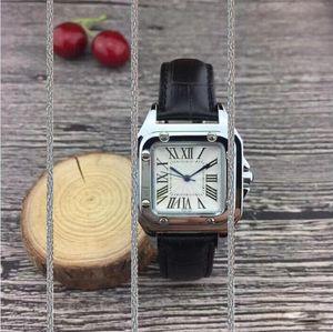 Top famous brand square Ladies gold watch luxury designer women watches Dress wristwatches quartz clock