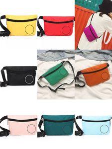 10 Color letter Waist Bag Sequin Fanny Pack Waterproof Beach Bags Women Crossbody Shoulder Bag