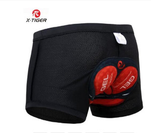 2020 Upgrade Cycling Shorts Cycling Underwear Pro 5D Gel Pad Shockproof Cycling Underpant Bicycle Shorts Bike Underwear
