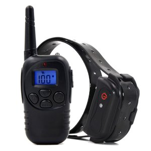 Remote Control Dog Training Collar Waterproof Rechargeable Pet Dog Training Collar Vibration Tone