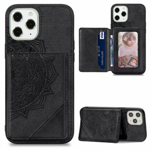Wallet coverage Magnet Flower Lace Case For Iphone 12 11 Pro XS MAX XR 8 7 6 S20 FE Phone case
