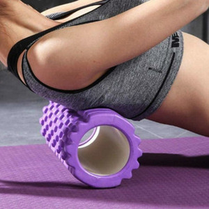 Yoga Block Fitness Equipment Pilates Foam Roller Fitness Gym Exercises Muscle Massage Roller Yoga Brick Sport Gym
